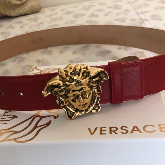 57d426f3eb6 Brand New Men Versace Belt Size 32-36. M_5b69c6d9f41452c3c5b99250. Other  Accessories ...